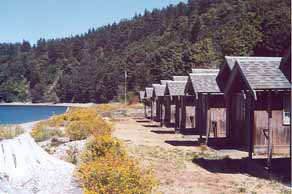 Historic Cama Beach Resort Cabins