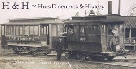 H & H ~ Hors D'oeuvres & History