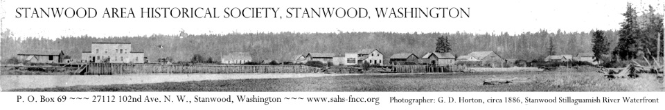 Stanwood Area Historical Society