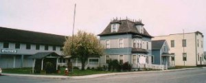 Stanwood Area Historical Society historical buildings