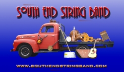 February 3rd 7 pm South End String Band