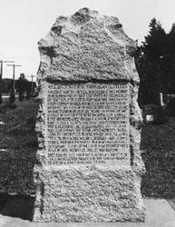 Toftezon Memorial