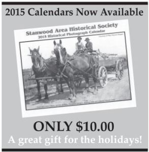 2015 Stanwood Camano area historical calendars now available - great as a gift available at the Snow Goose Bookstore.