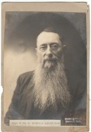D. O. Pearson, First Mayor of Stanwood, 1903 - 1905, 1912-1915