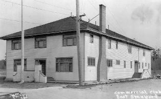 uleen photograph of the East Stanwood Commercial Club
