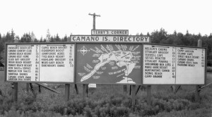 Terry's Corner Camano Island Directory