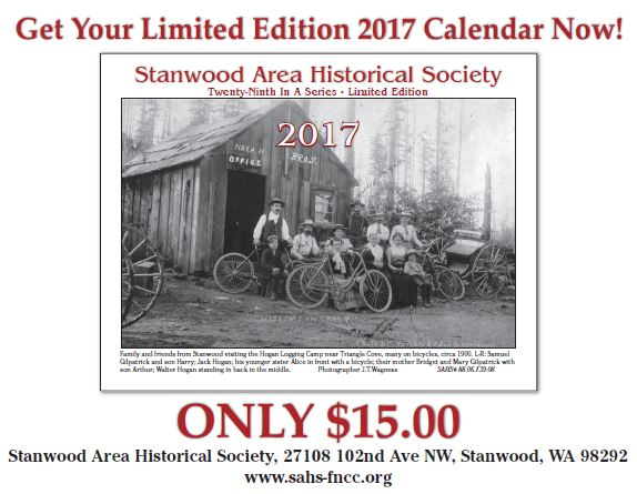 Historical Photograph Calendar 2017 - Available now.