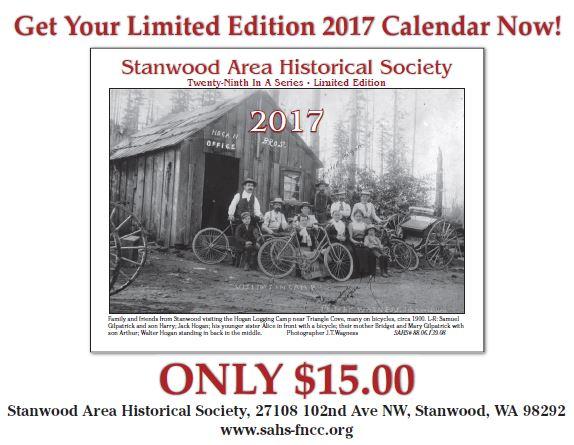 Historical Photograph Calendar 2017 - Available now.
