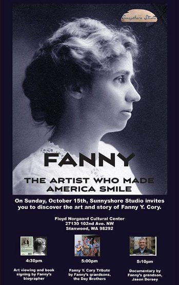 Fanny ~ The Artist Who Made America Smile