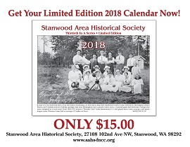 Historical Photograph calendars for 2018 now Available!