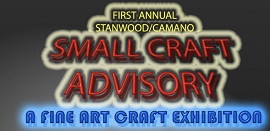 The FNCC is proud to host the first Stanwood Camano Small Craft Fine Art Craft Exhibition.  Stop by Sat/Sun Aug 18/19 to learn more about local artists producing unique finely crafted pieces of art.  Some items will be available for purchase.