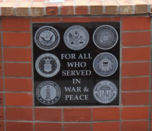 Stanwood Area Veterans Memorial to All Who Served in War and Peace