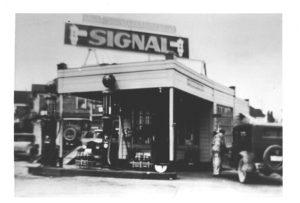 Signal Gas Station