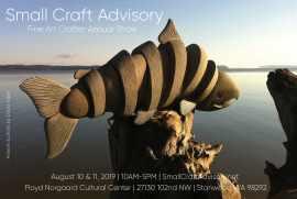 Small Craft Advisory ~~~ Fine Art Crafter Show  ~~~ Aug 10 - 11 ~~~ FNCC
