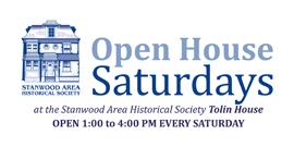 Open Saturdays 1 - 4 pm