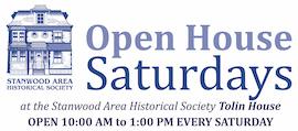 Open Saturdays 10 a.m. - 1 p.m.